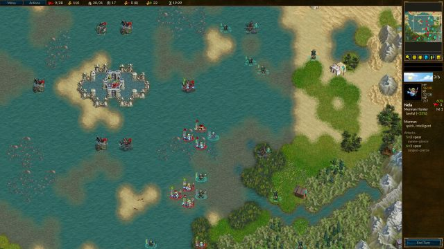 13. Battle for Wesnoth Best Linux Games