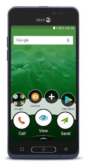3. Doro 8035 Best Smartphones for Senior Citizens