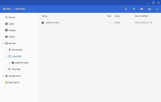 32. ADB Tools Best Chrome OS Apps