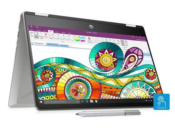 4. HP Pavilion x360 Best SSD Laptops
