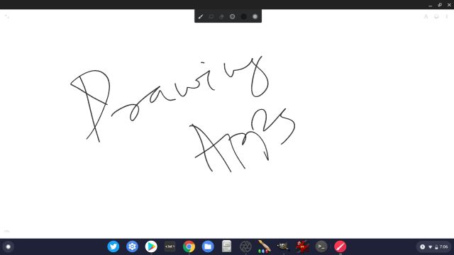 4. Infinite Painter Best Drawing Apps for Chromebook