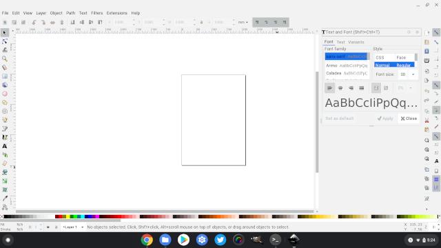4. Inkscape Best Linux Apps on Chromebook