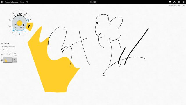 5. Concepts Best Drawing Apps for Chromebook