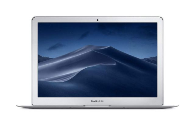 7. Apple MacBook Air (2017 Model) Best SSD Laptops