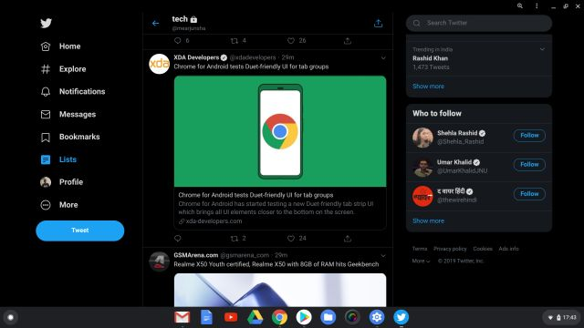 7. Other Web Apps Best Chrome OS Apps