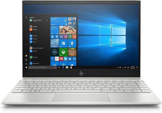 8. HP Envy 13 Best SSD Laptops