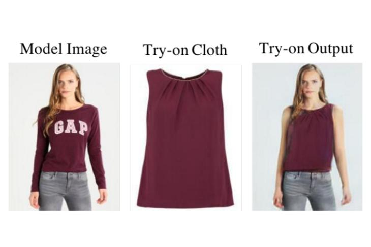 Adobe's AI Fits Clothes on Any Body Model