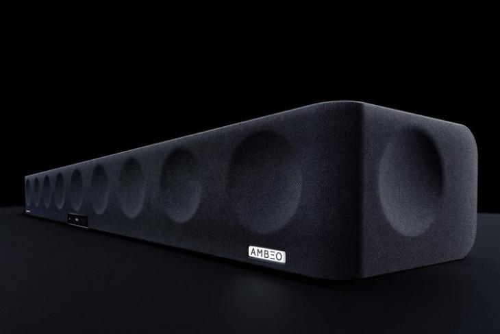 Ambeo Soundbar website