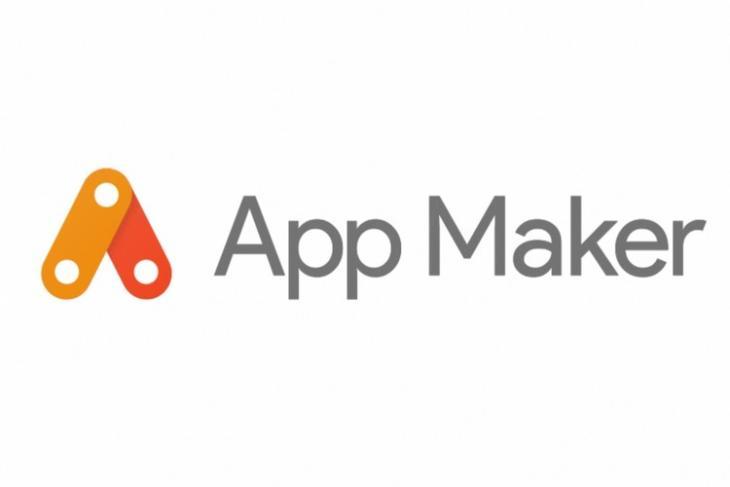 App Maker website
