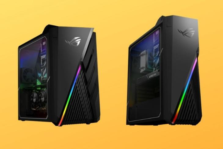 Asus ROG Strix desktops launched at CES 2020