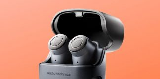 Audio-Technica first truly wireless earbuds launched at CES 2020
