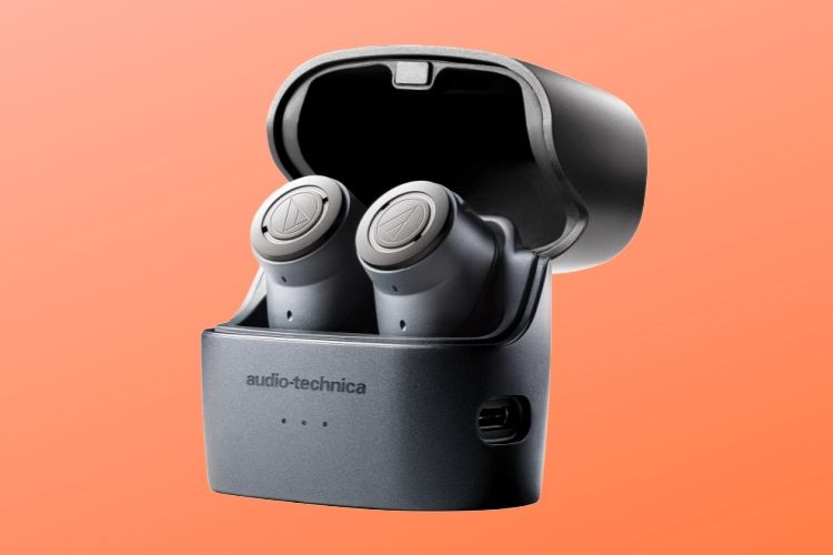 Audio Technica first truly wireless earbuds launched at CES 2020