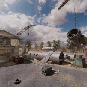 Call of Duty Mobile Scrapyard body (2)