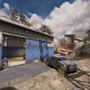 Call of Duty Mobile Scrapyard body