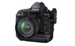 Canon EOS 1DX Mark III website