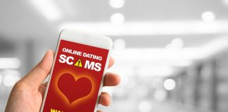 Dating scam