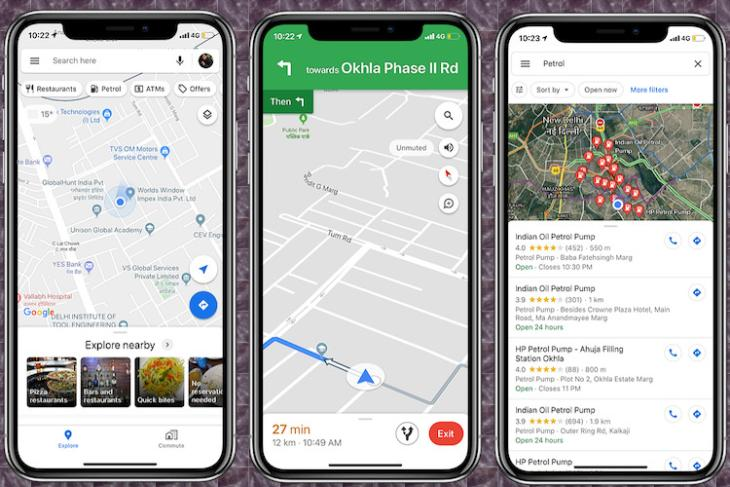 10 Best GPS and Navigation Apps for iPhone