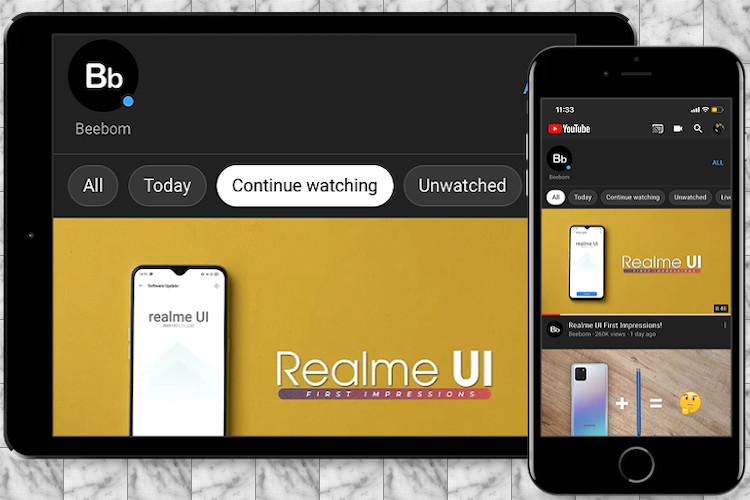 How to Filter YouTube Subscriptions Feed on iPhone and iPad