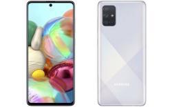 Galaxy A71 website