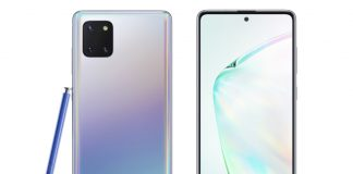 Galaxy Note 10 Lite launched: specs, price and availability
