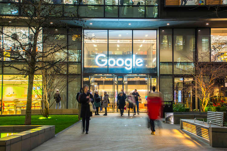 Google Is the Top Buzzing Brand in India