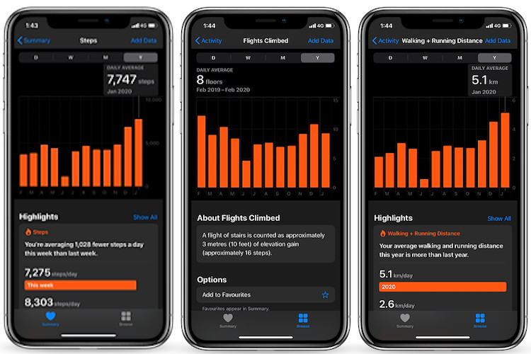 How to Manually Add Data to a Health Category on iPhone