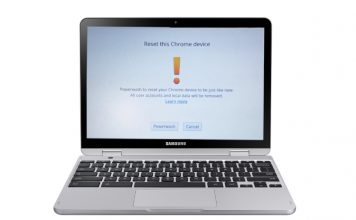 How to Factory Reset Chromebook in Four Ways in 2020