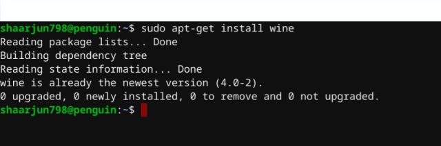 How to Use Windows 10 Apps on Chromebook Using Wine 1
