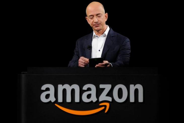 Jeff Bezos Amazon Smbhav website