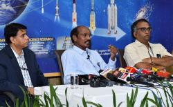 K Sivan press conference website