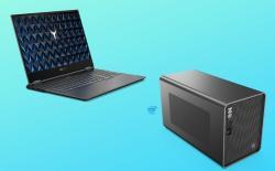 Lenovo BoostStation eGPU enclosure and Legion Y740S unveiled at CES 2020