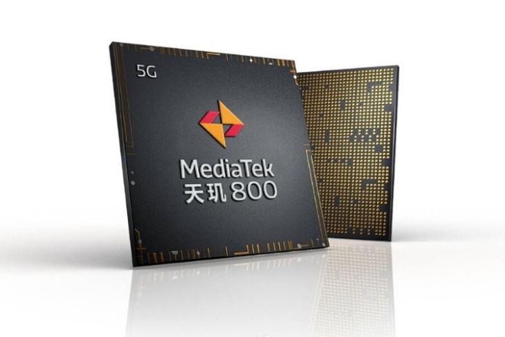 MediaTek Dimensity 800 5G chipset unveiled