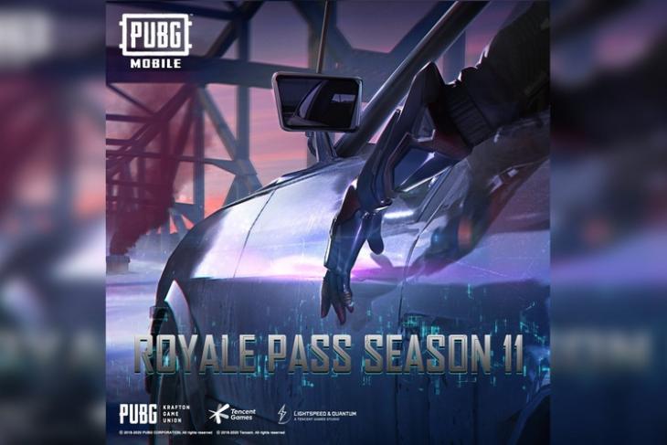 PUBG Mobile Season 11 teaser