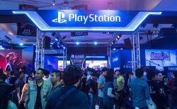 PlayStation E3 website
