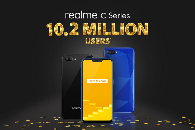 Realme C3 launch teaser website