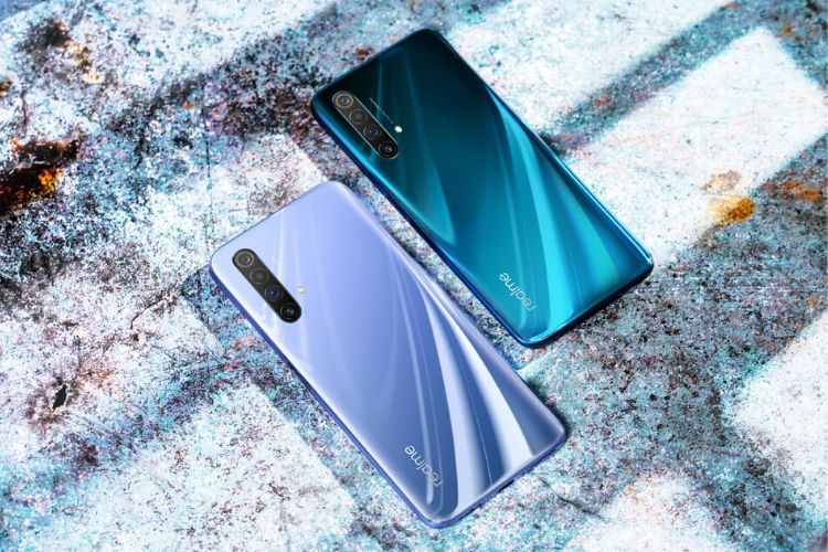 Realme X50 launched in China with Snapdragon 765G 5G support and 64MP quad camera