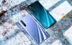 Realme X50 launched in China with Snapdragon 765G, 5G support, and 64MP quad-camera