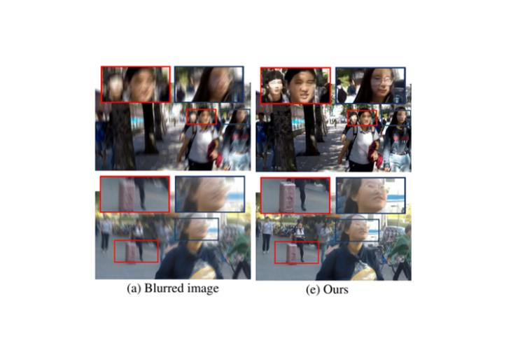 Researchers Develop AI Capable of Deblurring Photos