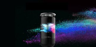 Royole Unveils Alexa Smart Speaker with Wraparound Display