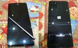 Samsung Galaxy Note 10 Lite leaked images