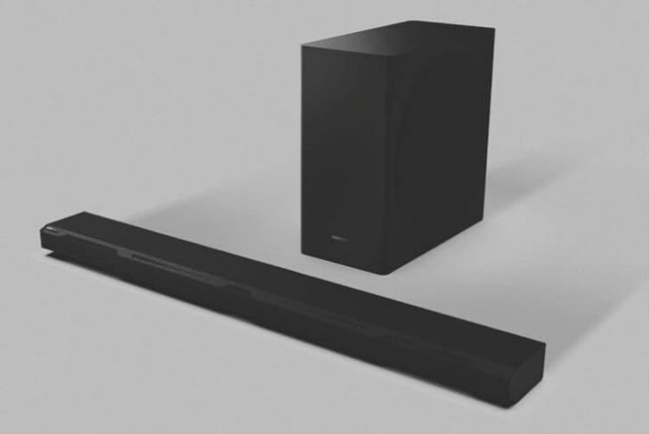 Samsung new soundbars – CES 2020