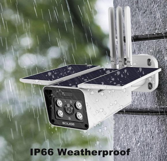Soliom S90 Pro Security Camera