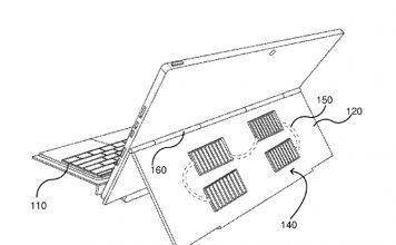 Surface Kickstand Solar Panel