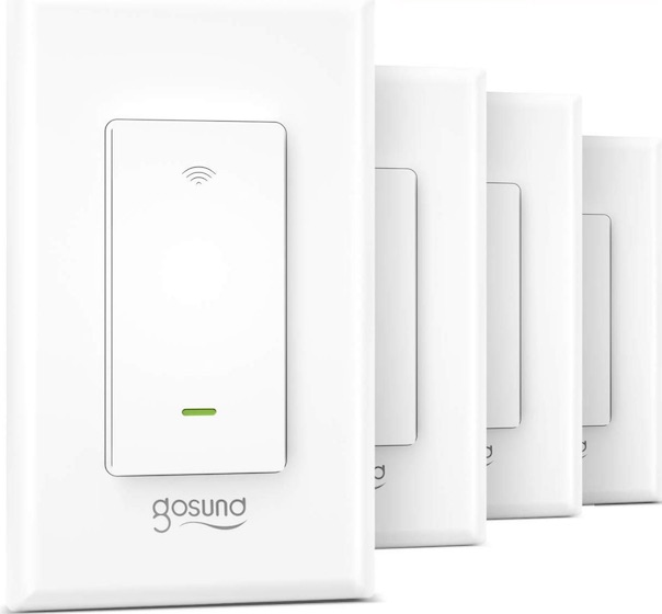 Gosund Smart Light Switch from TanTan