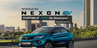 Tata Nexon EV Launched in India