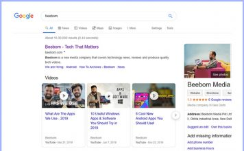 This Extension Lets You Switch Back to Old Google Search Interface