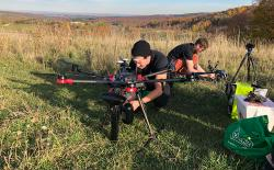 This Project Aims to Plant a Billion Trees by 2028 Using Drones