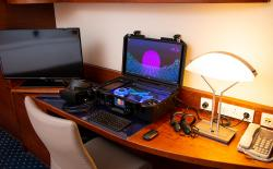 This Redditor Built a Portable Gaming Rig in a Briefcase