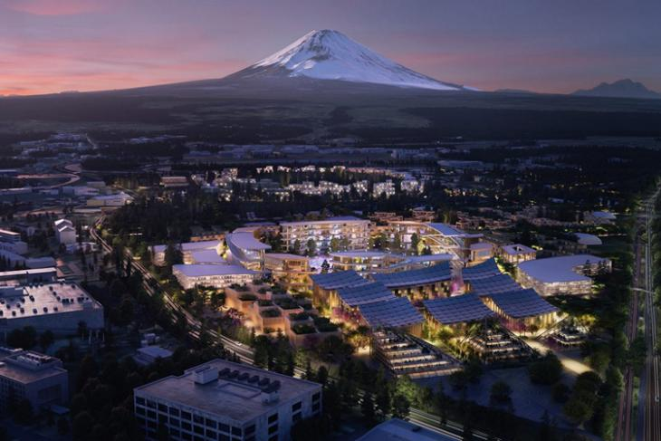 Toyota Plans to Build a 'Prototype City of the Future'