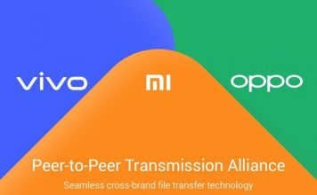 Xiaomi, Oppo and Vivo to launch cross-platform file sharing service around February 2020